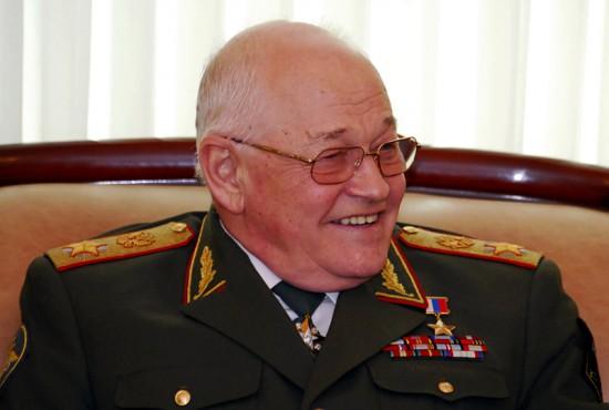 Маршал Российской Федерации Игорь Дмитриевич Сергеев