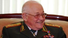 Маршал Российской Федерации Сергеев Игорь Дмитриевич