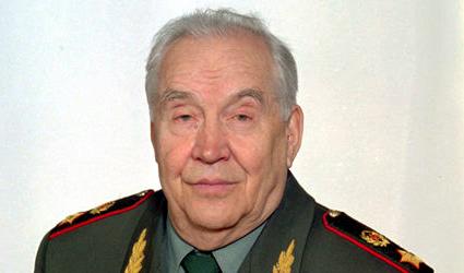 Генерал армии Гареев Махмут Ахметович