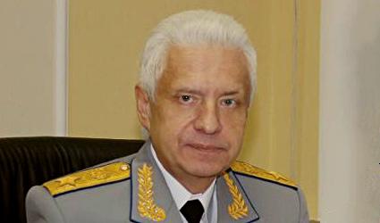 Генерал армии Ковалев Николай Дмитриевич