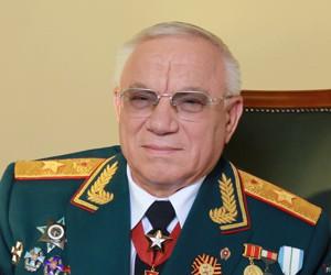 Анатолий Куликов, генерал армии, президент Клуба военачальников РФ