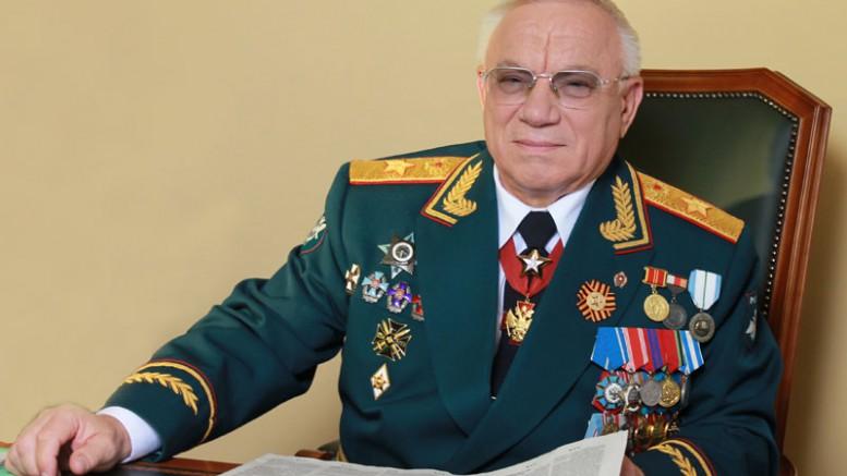 Генерал армии Анатолий Сергеевич Куликов