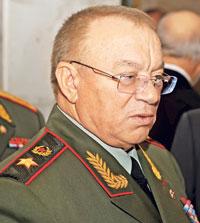 Анатолий Куликов, президент Клуба военачальников РФ, доктор экономических наук, генерал армии