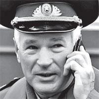 Виктор Барынькин, генерал-полковник, доктор военных наук, профессор
