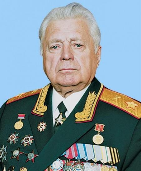 Владимир Михайлович Михалкин