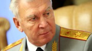 Председатель совета Общероссийской общественной организации ветеранов «Российский союз ветеранов», генерал армии Михаил Алексеевич Моисеев