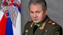 Министр обороны Российской Федерации генерал армии Шойгу Сергей Кужугетович