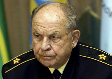 Адмирал флота Сорокин Алексей Иванович