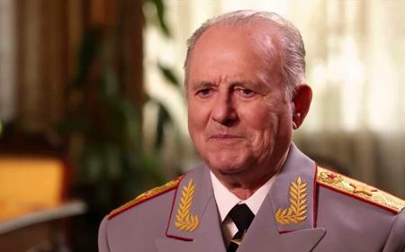 Генерал армии Кочетов Константин Алексеевич