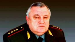 Генерал армии Кормильцев Николай Викторович