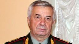 Генерал-полковник Шевцов Леонтий Павлович