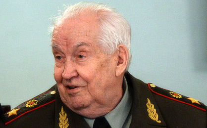 Генерал армии М.А.Гареев.