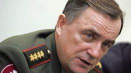 Генерал армии В.И. Исаков. Фото kommersant.ru