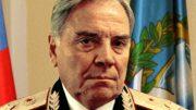 Генерал армии В.Н. Лобов