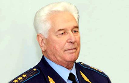 Генерал-полковник Н. И. Москвителев