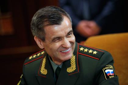 Генерал армии Нургалиев Рашид Гумарович