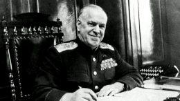 Четырежды Герой Советского Союза, Маршал Советского Союза Георгий Константинович Жуков