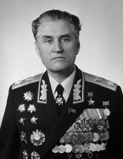 Василий Иванович Петров
