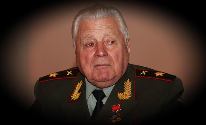Маршал артиллерии Михалкин Владимир Михайлович