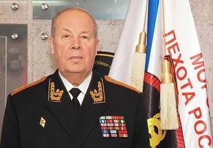 Генерал-полковник Яковлев Валентин Алексеевичу
