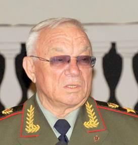 Куликов Анатолий Сергеевич генерал армии, Президент Клуба военачальников Российской Федерации, доктор экономических наук