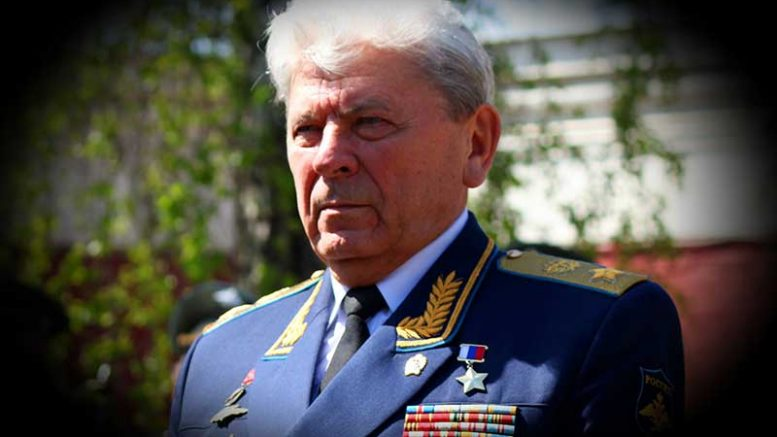 Генерал армии Петр Степанович Дейнекин.