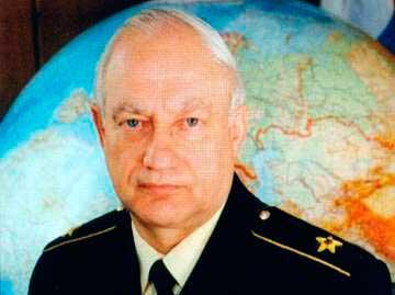 Адмирал флота Громов Феликс Николаевич