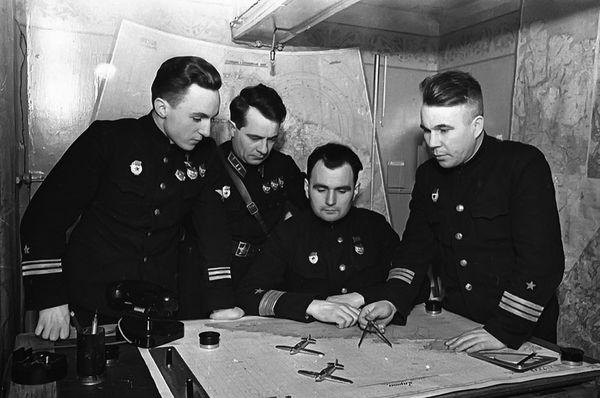 Так планировали операции в годы Великой Отечественной