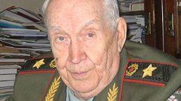 Президент Академии военных наук генерал армии Махмут ГАРЕЕВ.