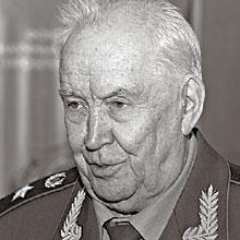 Махмут Гареев, президент АВН РФ, доктор военных наук, генерал армии