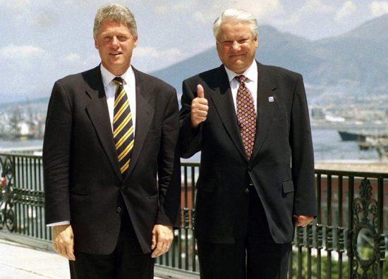 Холодная война закончена 1992 г.