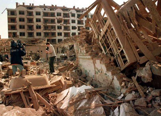 Военные действия США против Югославии 1999 г.