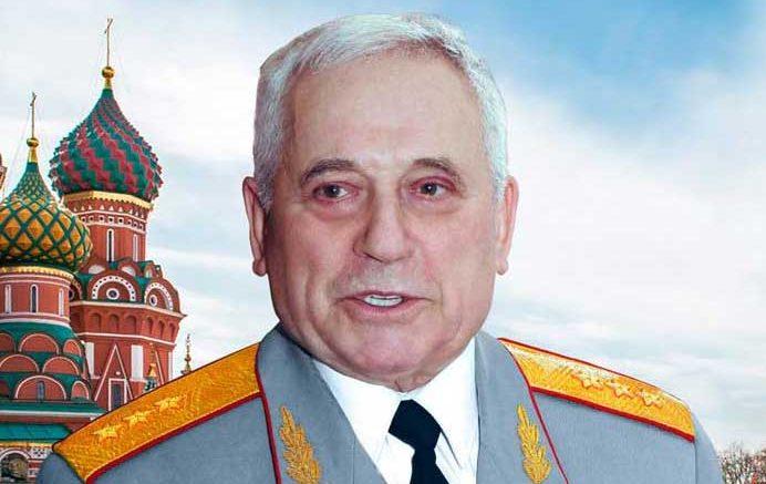 Генерал-полковник Н.Ф.Кизюн