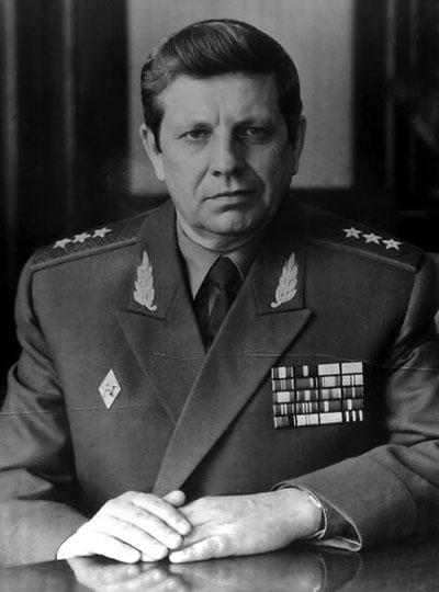 Герой России генерал армии Виктор Дубынин