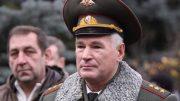 Генерал-полковник Барынькин В.М., доктор военных наук, профессор.