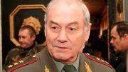 Генерал-полковник Леонид Григорьевич Ивашов, Президент Академии геополитических проблем, доктор исторических наук, общественный и политический деятель.