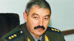 Генерал армии Шпак Георгий Иванович