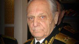 Адмирал флота Иван Матвеевич Капитанец