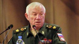 Генерал армии Куликов Анатолий Сергеевич