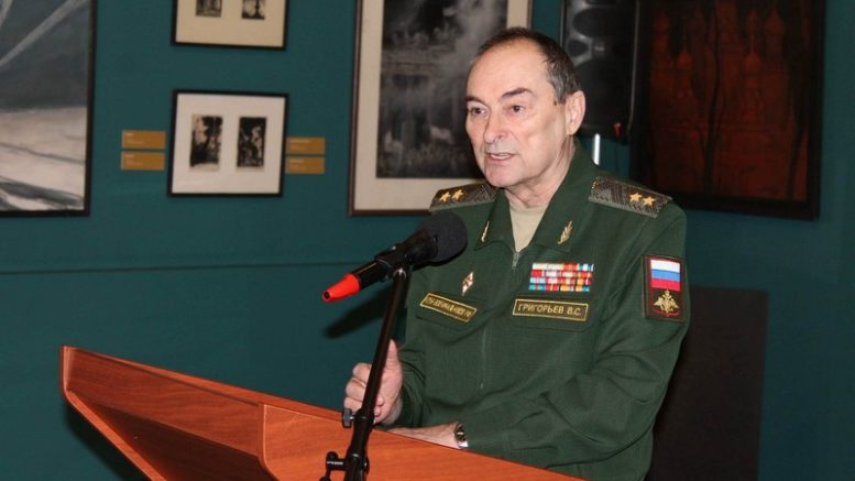 Григорьев Василий Степанович