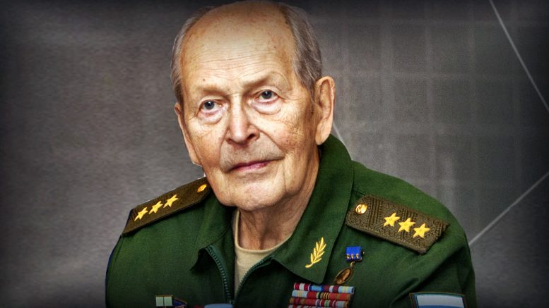 Генерал-полковник Хюпенен Анатолий Иванович