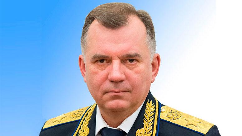 Генерал армии Владимир Григорьевич Кулишов