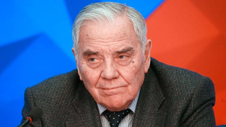 Генерал армии Владимир Николаевич Лобов
