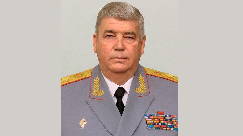 Генерал армии Якубов Юрий Николаевич