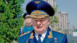 Генерал армии Михайлов Владимир Сергеевич