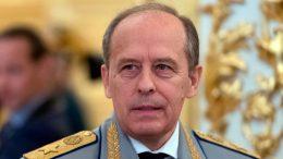 Генерал армии Бортников Александр Васильевич
