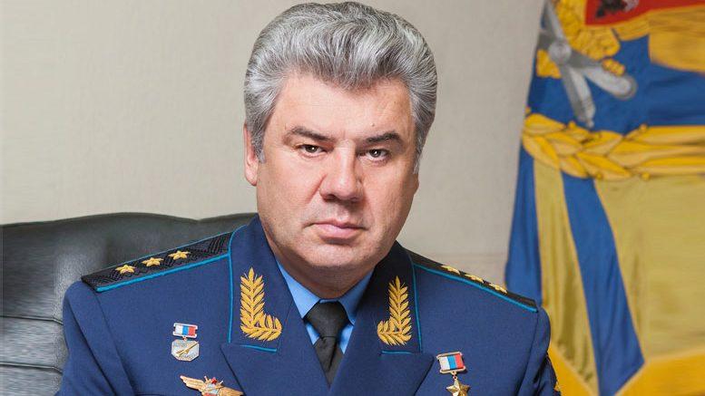 Генерал-полковник Бондарев Виктор Николаевич