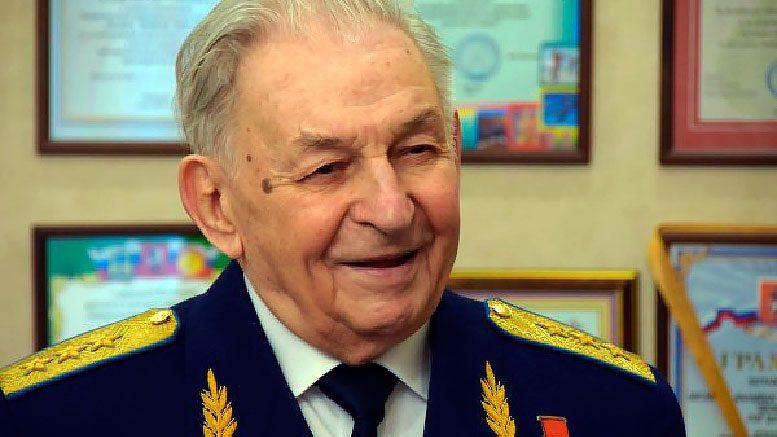 Генерал-полковник Решетников Василий Васильевич