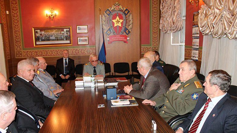 Юбилей Ракетных войск стратегического назначения