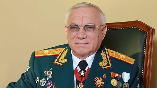 Генерал армии Анатолий Куликов.